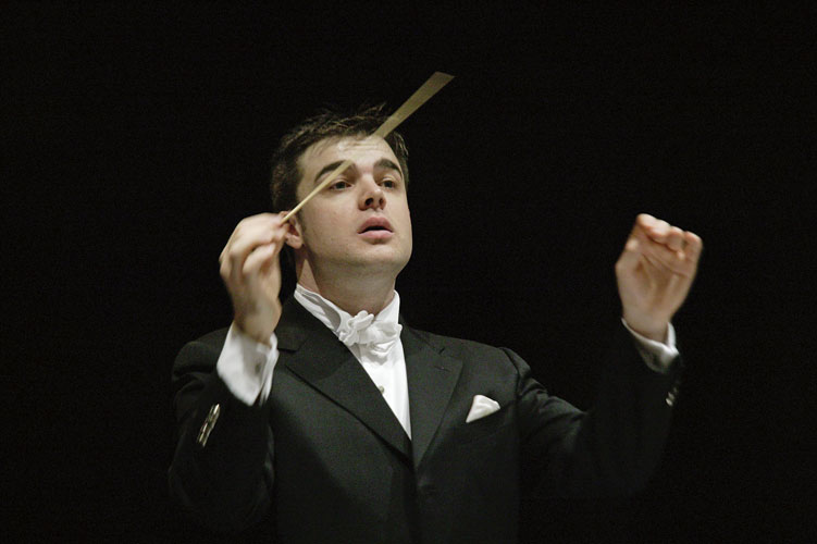 Michael Christie - Conductor for the Phoenix Symphony