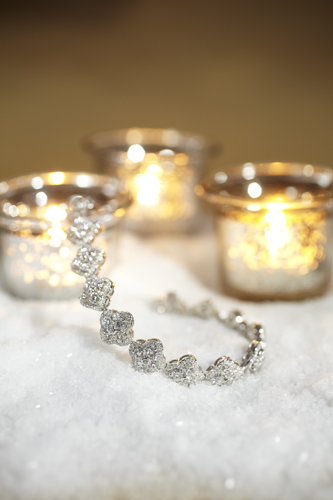 Diamond Bracelet - Molina Fine Jewelers